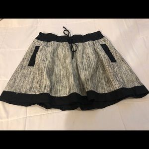 Banana Republic Tweed Mini Skirt